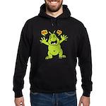 Hug Me, I'm Green! Hoodie (dark)