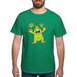 Hug Me, I'm Green! Dark T-Shirt