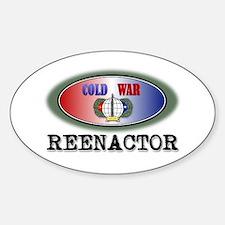 Cold War Reenactor Decal