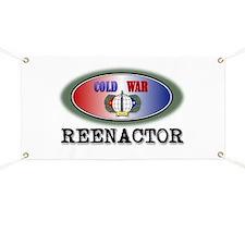 Cold War Reenactor Banner