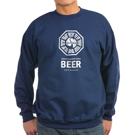 Dharma Beer Sweatshirt (dark)