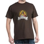 Blessed Are The Cheesemakers Dark T-Shirt