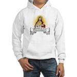 Blessed Are The Cheesemakers Hooded Sweatshirt