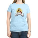 Blessed Are The Cheesemakers Women's Light T-Shirt
