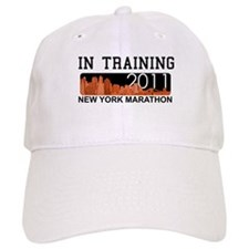 New York Marathon - In training Baseball Cap