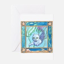 Ocean's Forest - Mercat Greeting Card