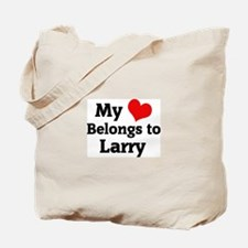 My Heart: Larry Tote Bag