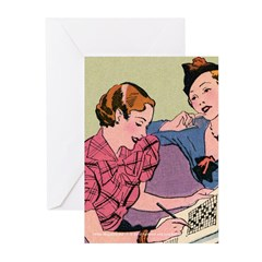 CLUELESS.2 Greeting Cards (Pk of 20)