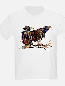 Raven Trio Kids T-Shirt