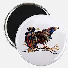 Raven Trio Magnet