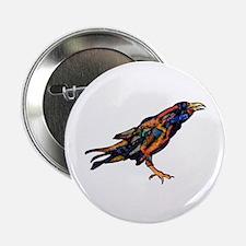 Pensive Raven Button