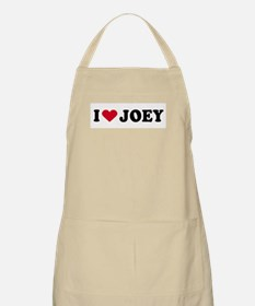 I LOVE JOEY ~  BBQ Apron