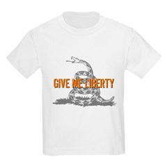 Give Me Liberty Rattlesnake T-Shirt