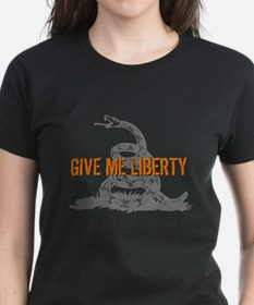 Give Me Liberty Rattlesnake Tee