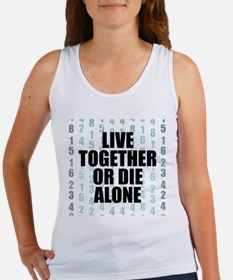 LOST Live Together Women's Tank Top