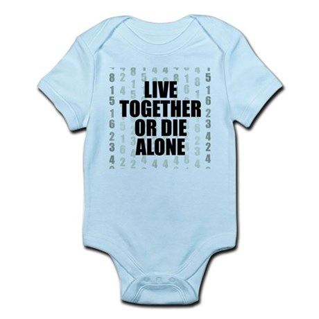 LOST Live Together Infant Bodysuit