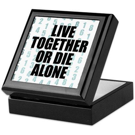 LOST Live Together Keepsake Box