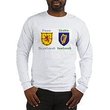 Funny Scottish irish Long Sleeve T-Shirt