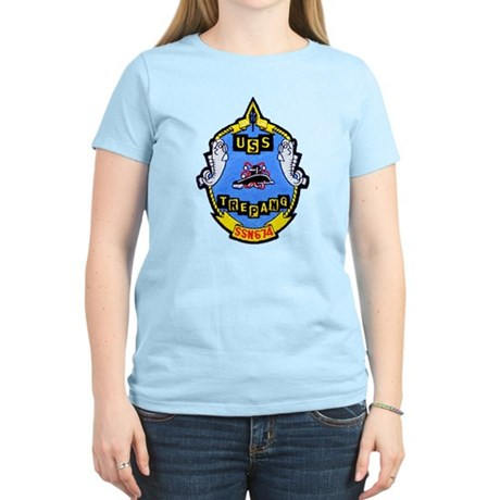 USS TREPANG Women's Light T-Shirt