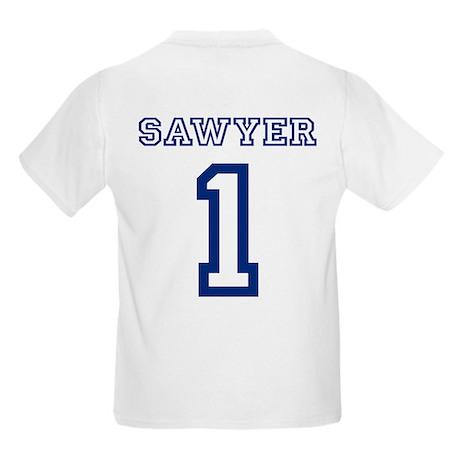 SAWYER Prop of Oceanic Kids Light T-Shirt