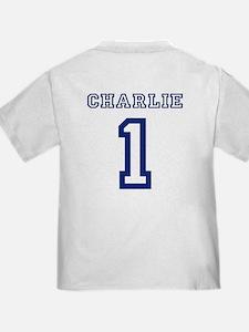 CHARLIE Prop of Oceanic T