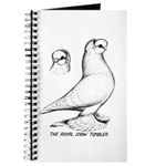 Royal Snow Tumbler Pigeon Journal