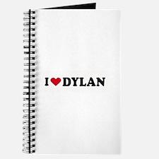 I LOVE DYLAN ~ Journal