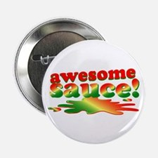 """Awesome Sauce 2.25"""" Button"""