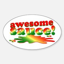 Awesome Sauce Decal