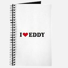 I LOVE EDDIE ~ Journal