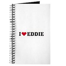 I LOVE EDDY ~ Journal