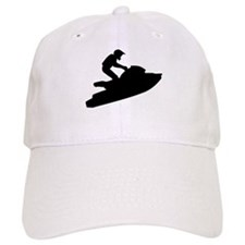 Jet ski Baseball Cap