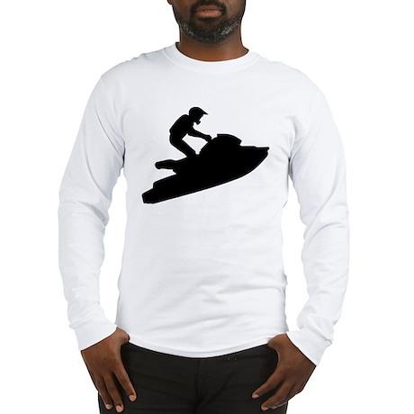 Jet ski Long Sleeve T-Shirt