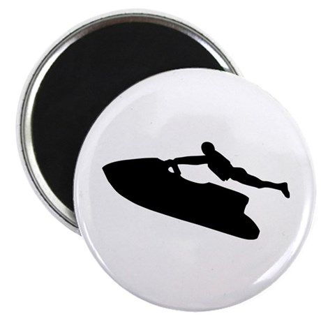 """Jet ski 2.25"""" Magnet (10 pack)"""