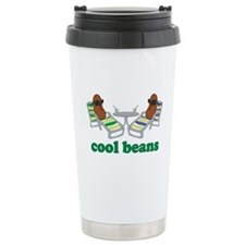 Cool Beans Travel Coffee Mug