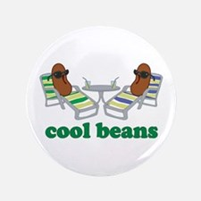 "Cool Beans 3.5"" Button"