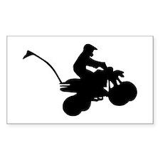 ATV Rectangle Decal
