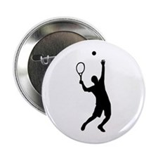 "Tennis 2.25"" Button"