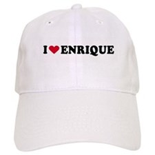 I LOVE ENRIQUE ~ Baseball Cap