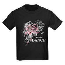 Love to Dance T