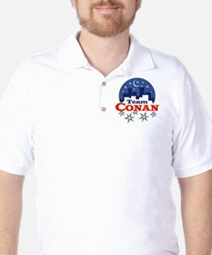 Talk Show Team Conan Golf Shirt