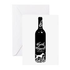 Vizsla Vineyards Greeting Cards (Pk of 20)