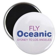 LOST Fly Oceanic Magnet