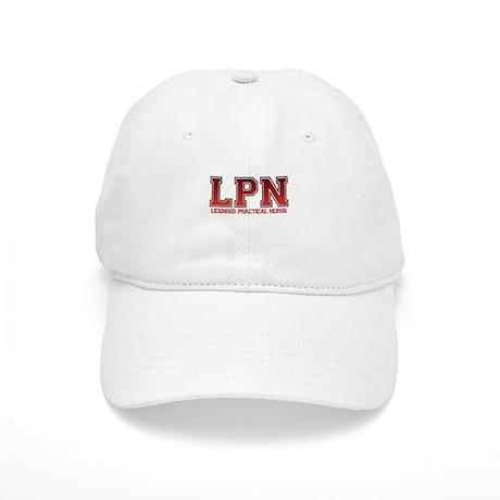 LPNGradRed Cap