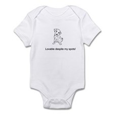 Despite Spots Infant Bodysuit