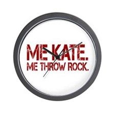 LOST Me Kate Wall Clock