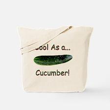 Cool Cucumber! Tote Bag