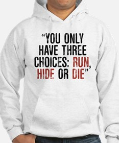 LOST Danielle Quote Hoodie