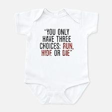 LOST Danielle Quote Infant Bodysuit