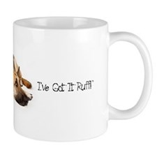 German Shephard Mug